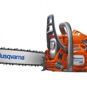 Motosierra Husquarna 236