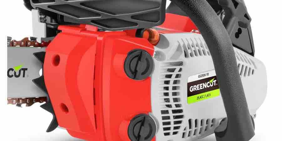 Greencut GS 2500 Carvin