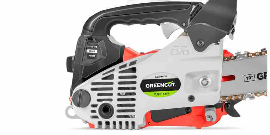 Motosierra barata Greencut GS2500