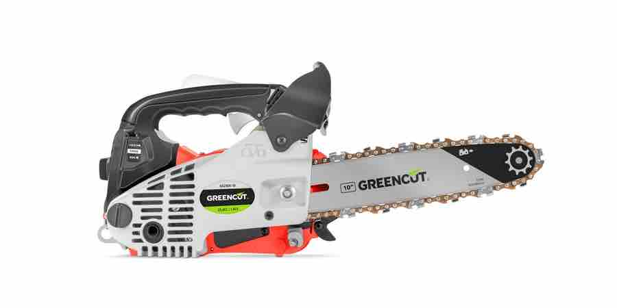 Motosierra greencut gs2500 10
